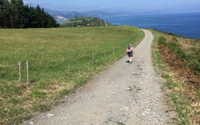 Mit leichtem Gepäck – Pilgern im Baskenland